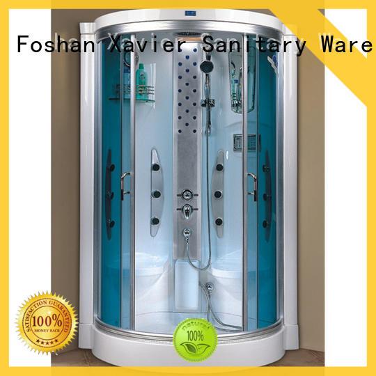 Xavier good quality steam shower kit online for homestay