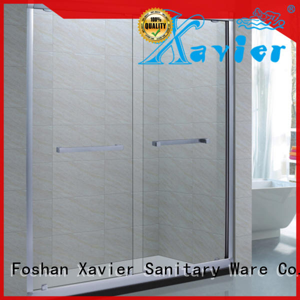 customized shower stall doors xb9062 design for household