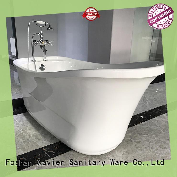 Xavier professional free standing bathtub on sale for hotel