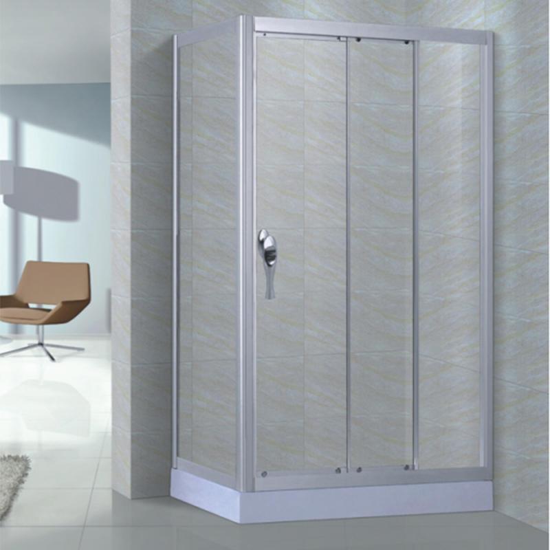 Simple sliding 6mm Shower enclosure/shower cabin/shower room XB-9058