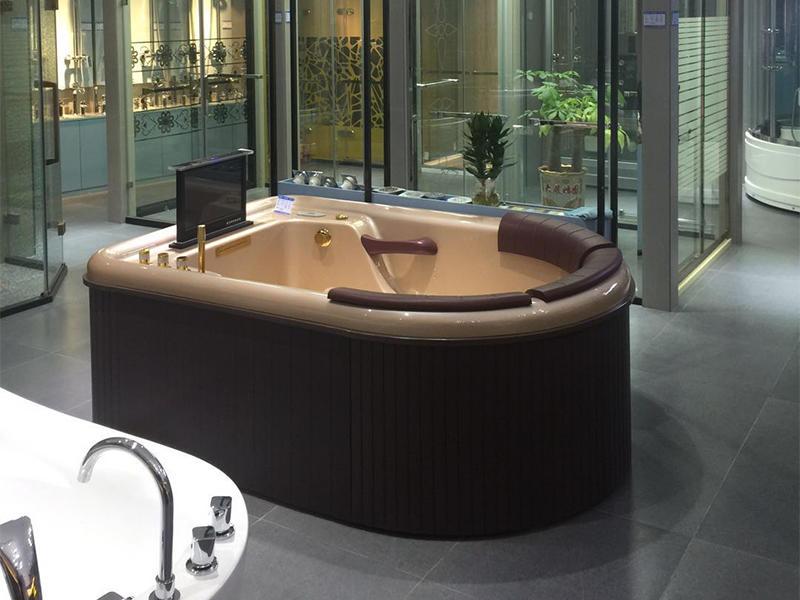 Product display massage bathtub X-930