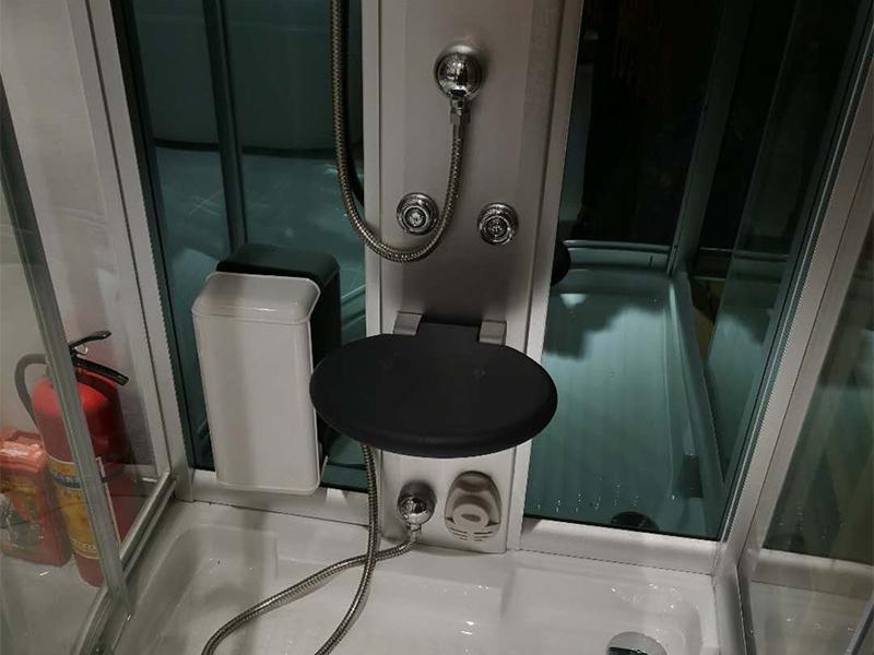 Xavier -Home Infrared Sauna Steam Room With Sauna House Gs1117-rl-6