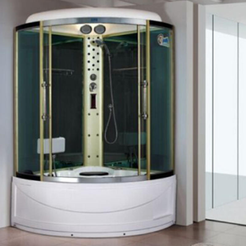 Pure acrylic with coated glass steam room ZB1212