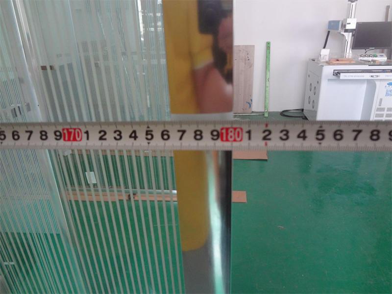 XB-9061 Glass length measurement 180cm