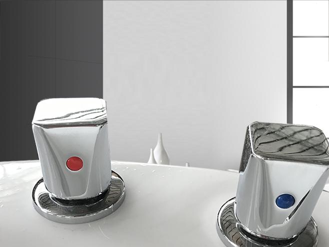 Xavier -Wholesale Promotional Products Freestanding Massage Sitting Acrylic Corner-3