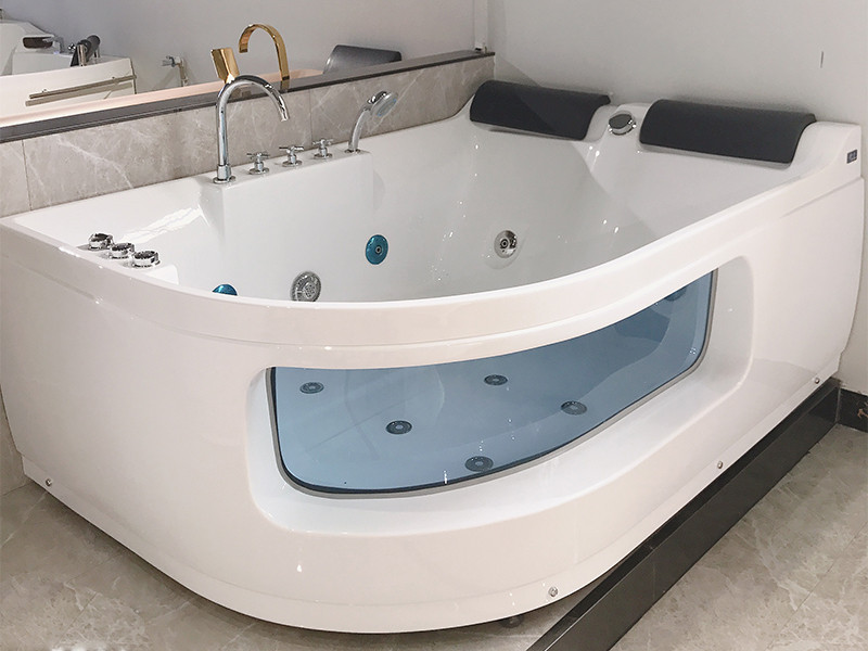 Xavier -Manufacturer Of Bathroom Jacuzzi Tub Factory Wholesale Whirlpool Pearl-5