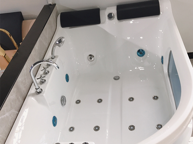 Xavier -Manufacturer Of Bathroom Jacuzzi Tub Factory Wholesale Whirlpool Pearl-6