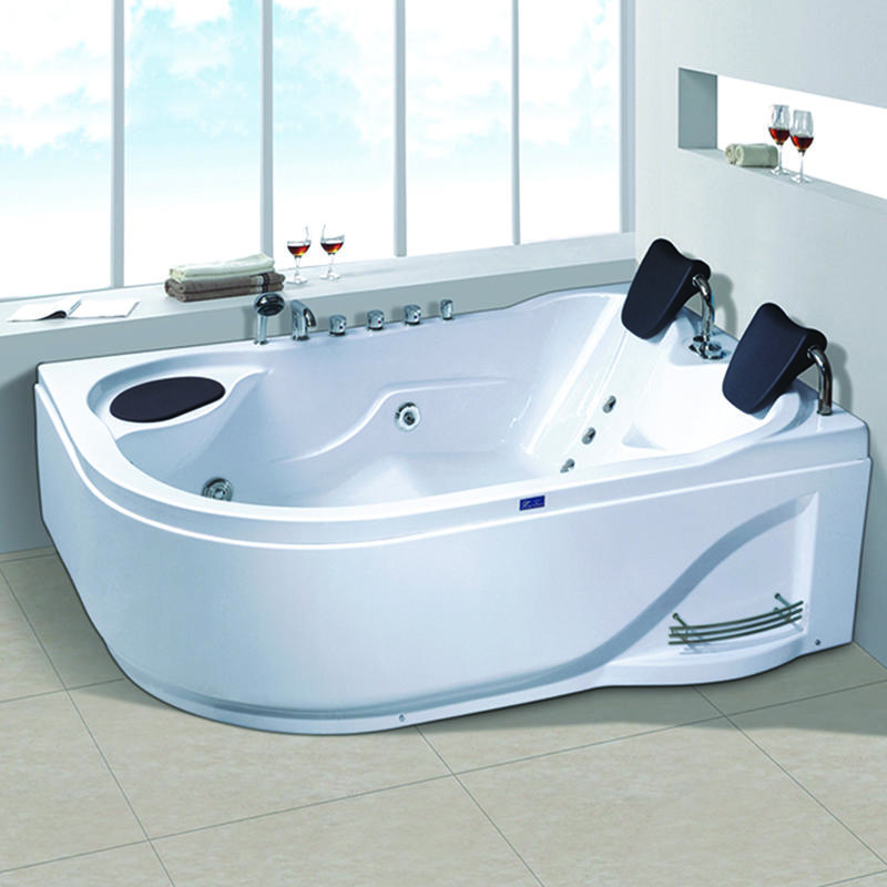Hydromassage massage corner apron shower acrylic bathtub whirlpool hot tub X-280