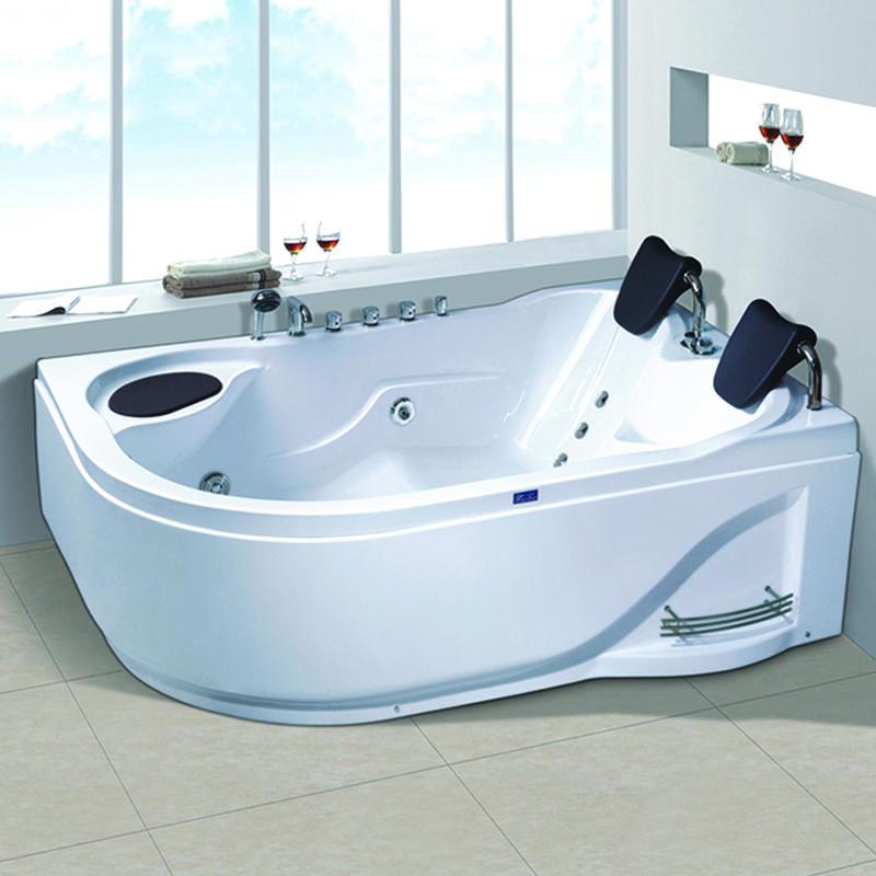 Hydromassage massage corner apron shower acrylic bathtub whirlpool hot tub X-280