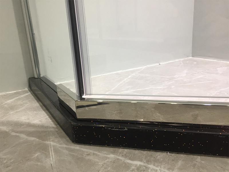 Xavier -Manufacturer Of Shower Units High Quality Frameless Sliding Glass Door-4