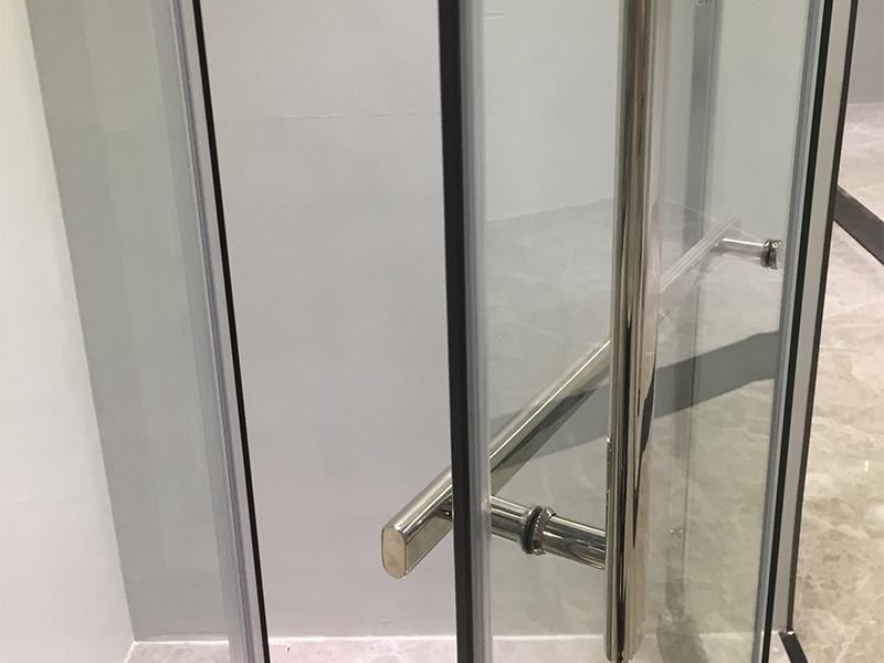 Xavier -Manufacturer Of Shower Units High Quality Frameless Sliding Glass Door-5