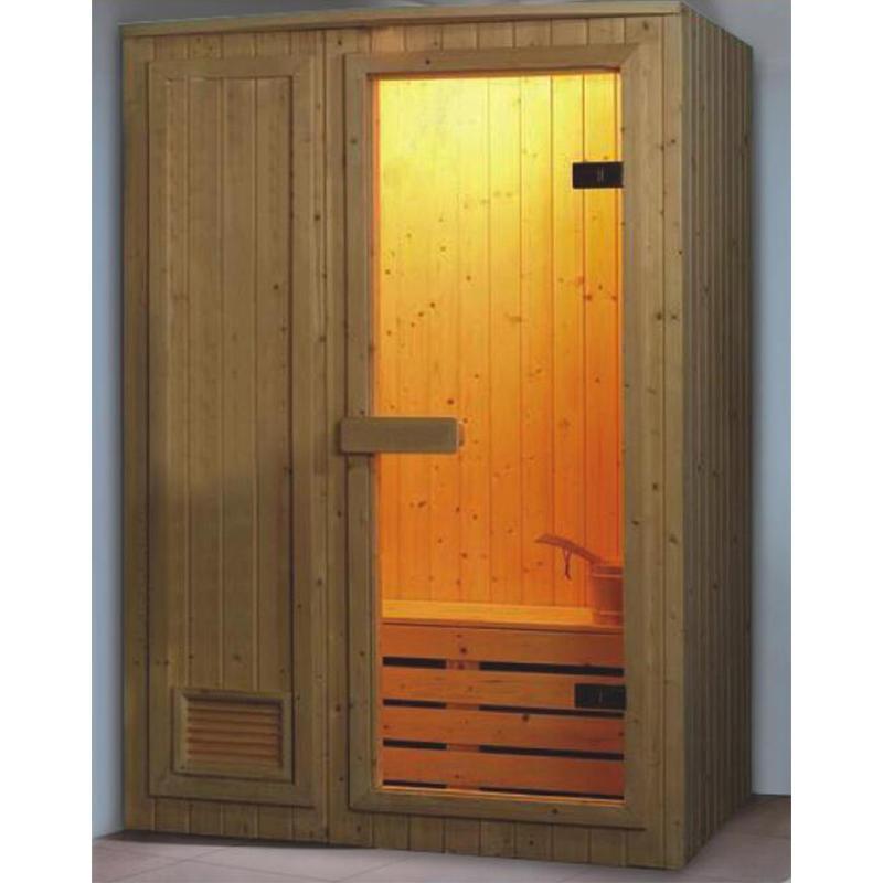 Indoor steam sauna room for different size GS1012