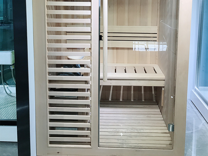 Xavier -Professional Infared Sauna Indoor Steam Sauna Supplier-4