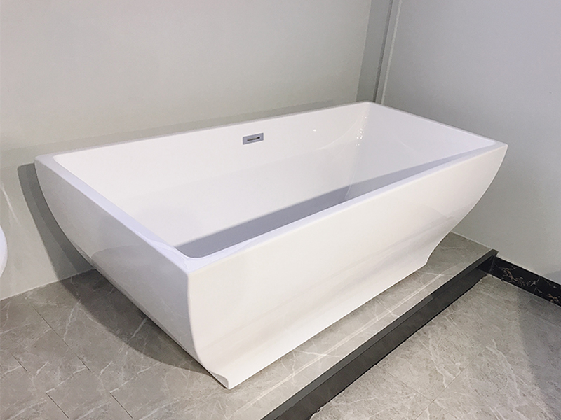 Xavier -Find Freestanding Soaking Tub Small Freestanding Tub From Xavier Sanitary Ware-4