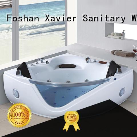 bathtub whirlpool Xavier Brand jetted bathtub