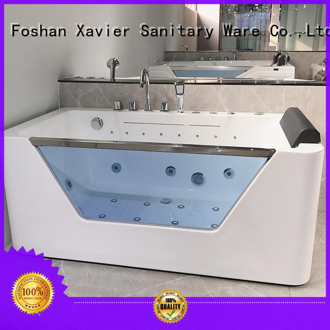freestanding soaking tub acrylic factory price for apartment