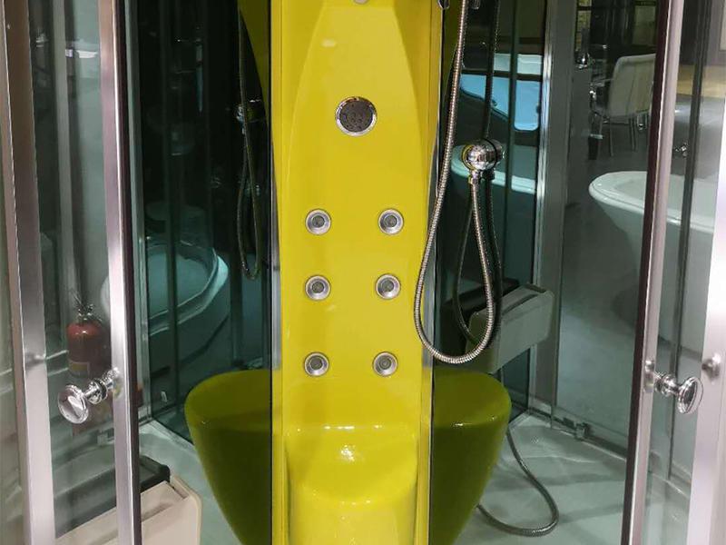 Xavier -Professional Steam Shower Bath Residential Steam Shower Supplier-1