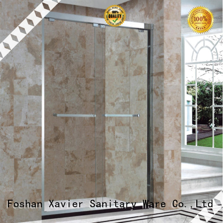 customized bath glass screen enclosure for sale for home