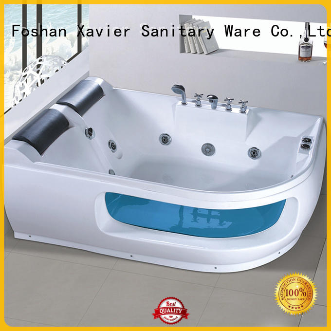 technical jet bathtub x108 supplier for resort hotel