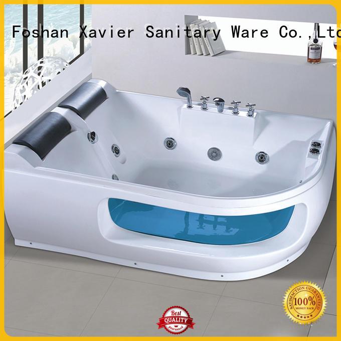 technical jet bathtub x108 supplier for resort hotel