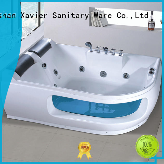 Xavier multi function american standard whirlpool tub from China for family
