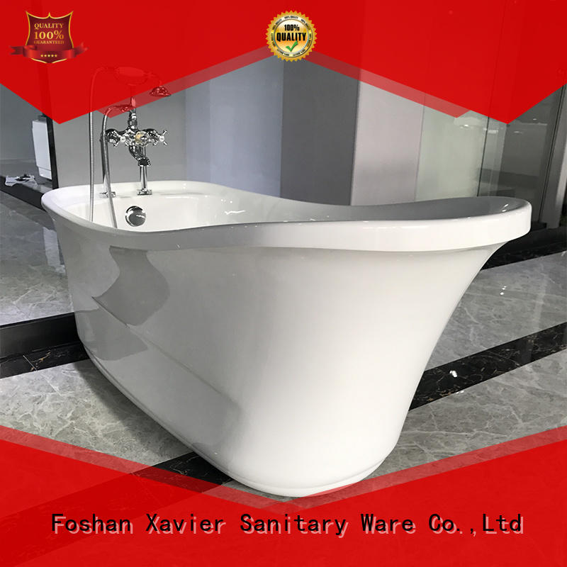 Xavier sexy free standing baths promotion for homestay