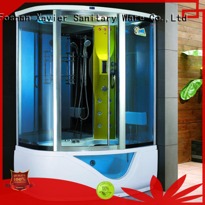steam room shower glass Bulk Buy hot selling Xavier