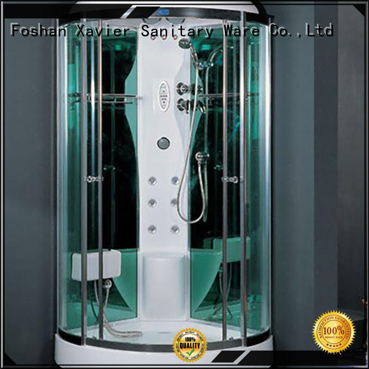 shower steam glass hot selling steam room shower Xavier Brand