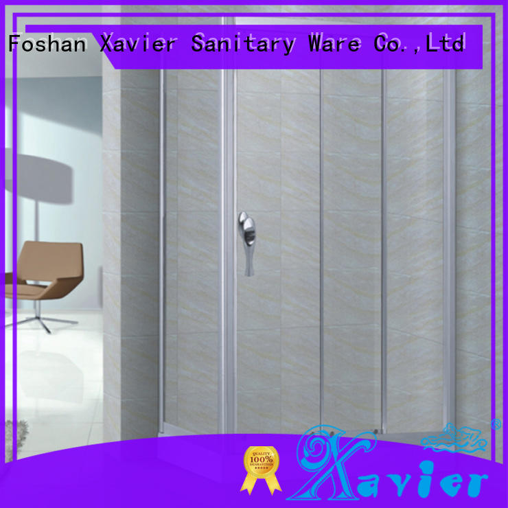 corner shower unit glass quality shower units Xavier Brand