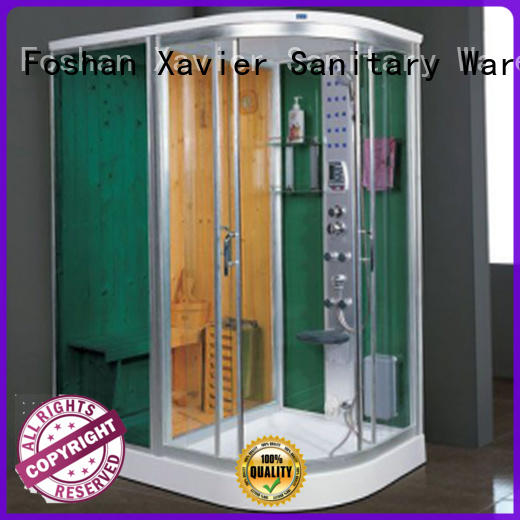 Xavier professional steam sauna promotion for indoor