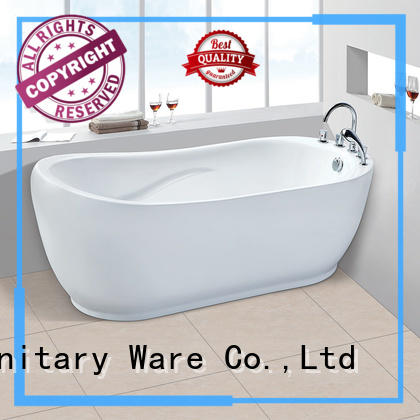 Xavier professional best freestanding tubs promotion for homestay