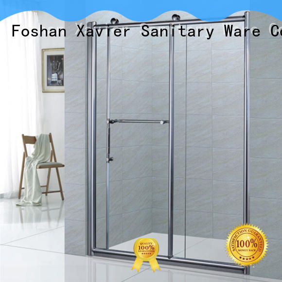 customized wet room shower screen classical directly price for household