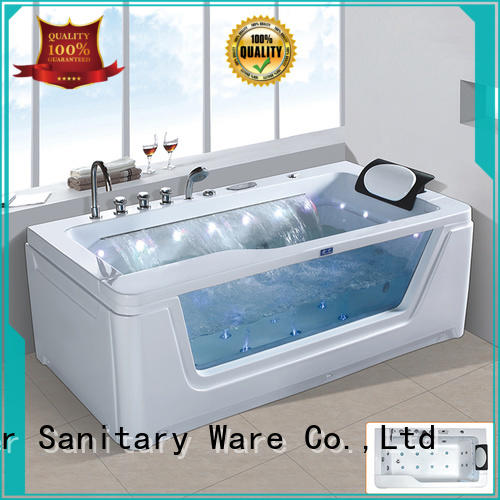 jetted bathtub new style Xavier Brand whirlpool tub