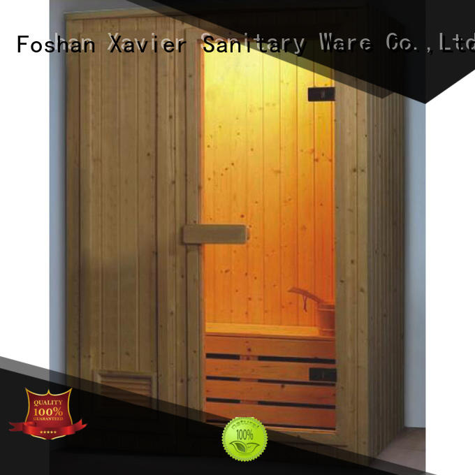 Hot steam infared sauna sauna indoor Xavier Brand