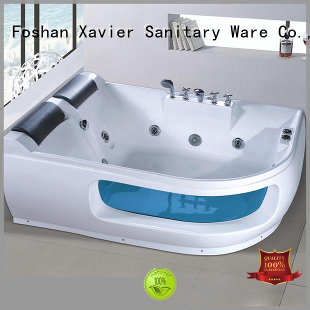 whirlpool tub people for villa Xavier