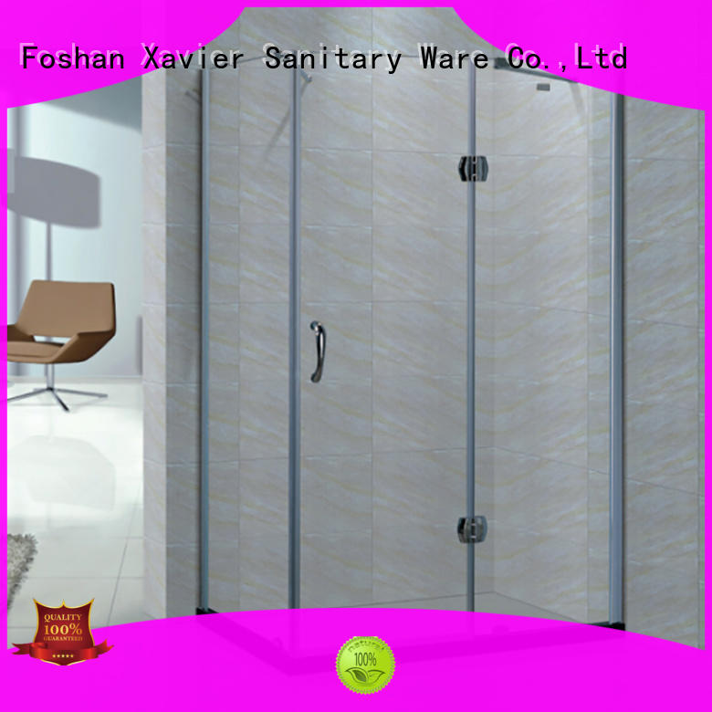 Xavier good quality walk in shower enclosures on sale for homestay