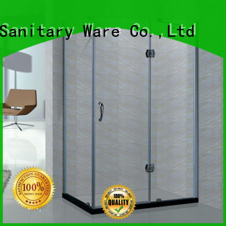 Xavier custom corner shower enclosures on sale for villa