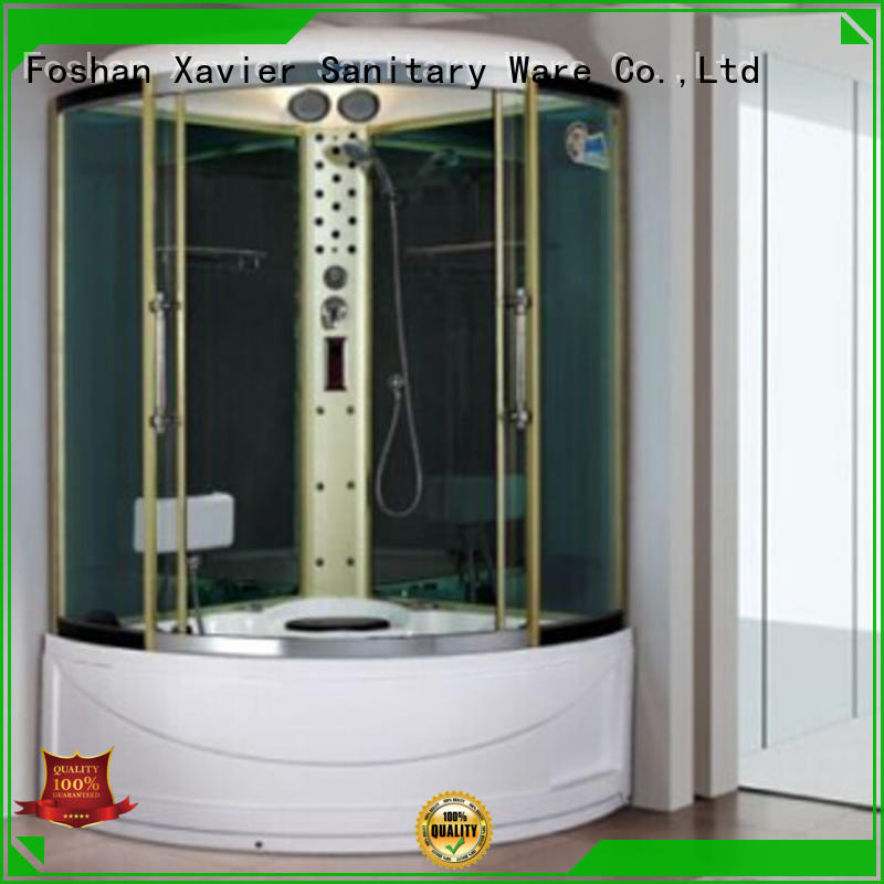 steam room shower glass shower steam shower kit Xavier Brand