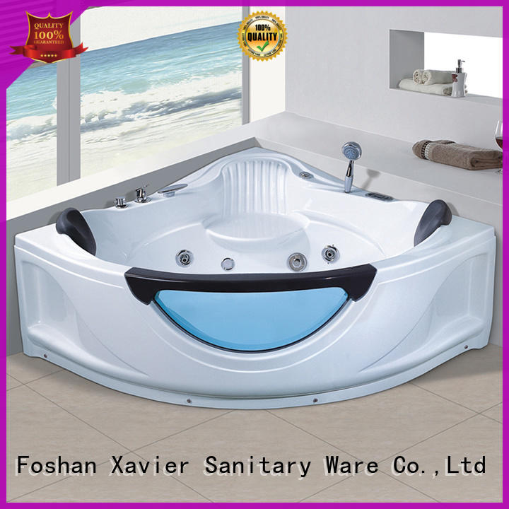 indoor Custom whirlpool whirlpool tub bathtub Xavier