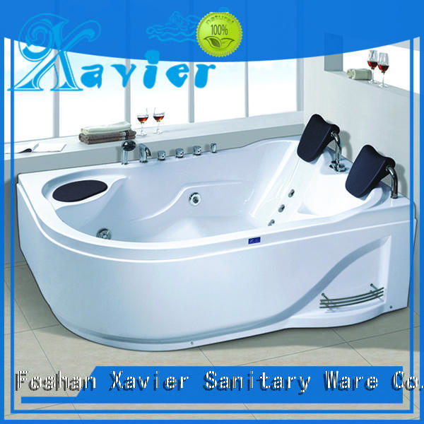 Xavier multi function jetted tub with berth for resort hotel
