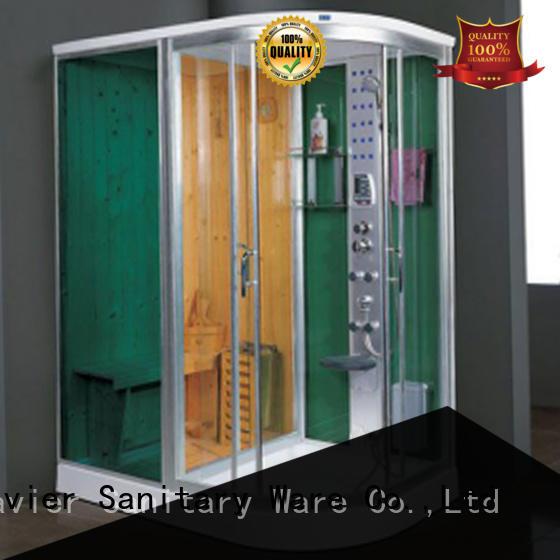 comfortable steam sauna room supplier for outdoor