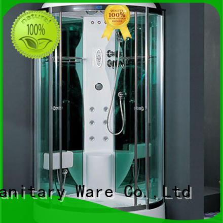 Xavier safe steam shower kit online for hotel