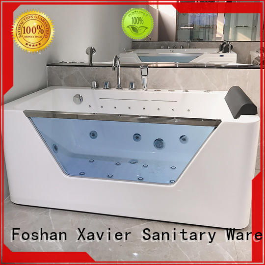 Xavier products free standing bathtub on sale for homestay