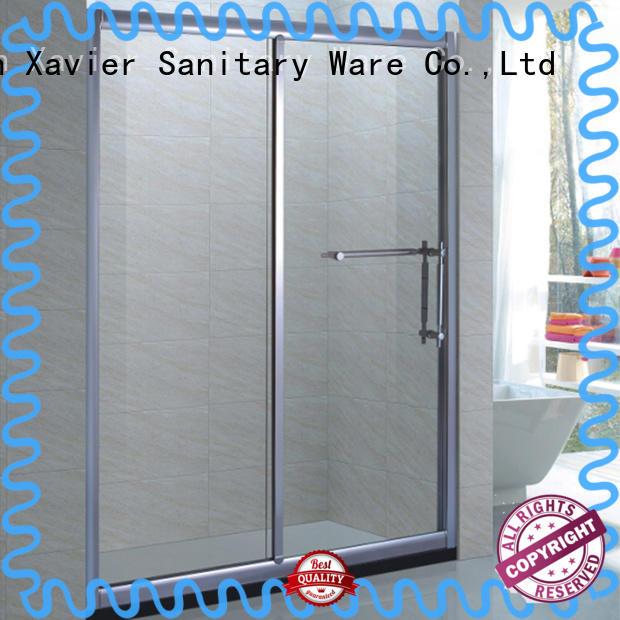 Xavier modern wet room shower screen promotion for home