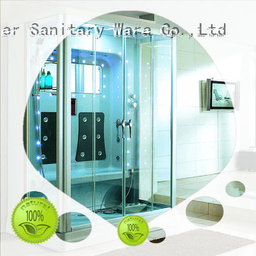 beautiful steam room shower combo supplier for apartment