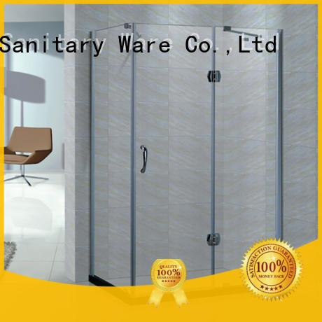 Xavier durable square shower enclosures manufacturer for villa