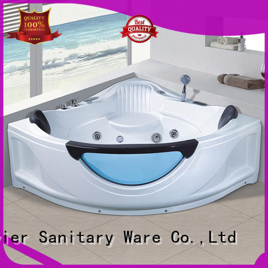 Xavier Brand hydromassage new style jetted bathtub bathtub supplier