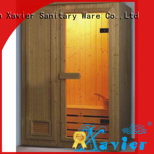 Xavier size steam sauna on sale for outdoor
