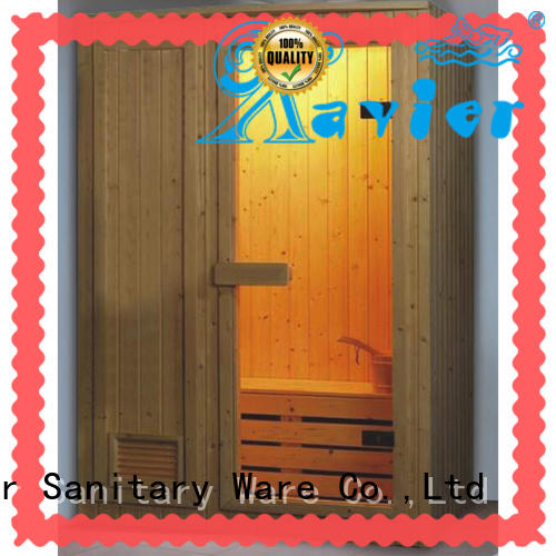 steam one person sauna promotion for indoor Xavier