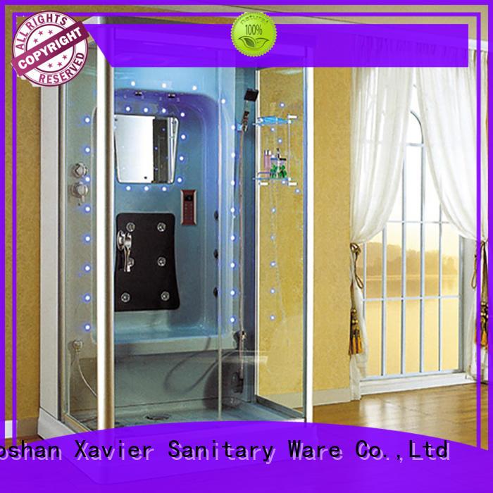 Xavier zyf1212tg steam shower bath online for home